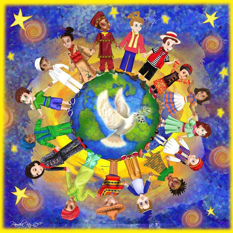 People of all nations